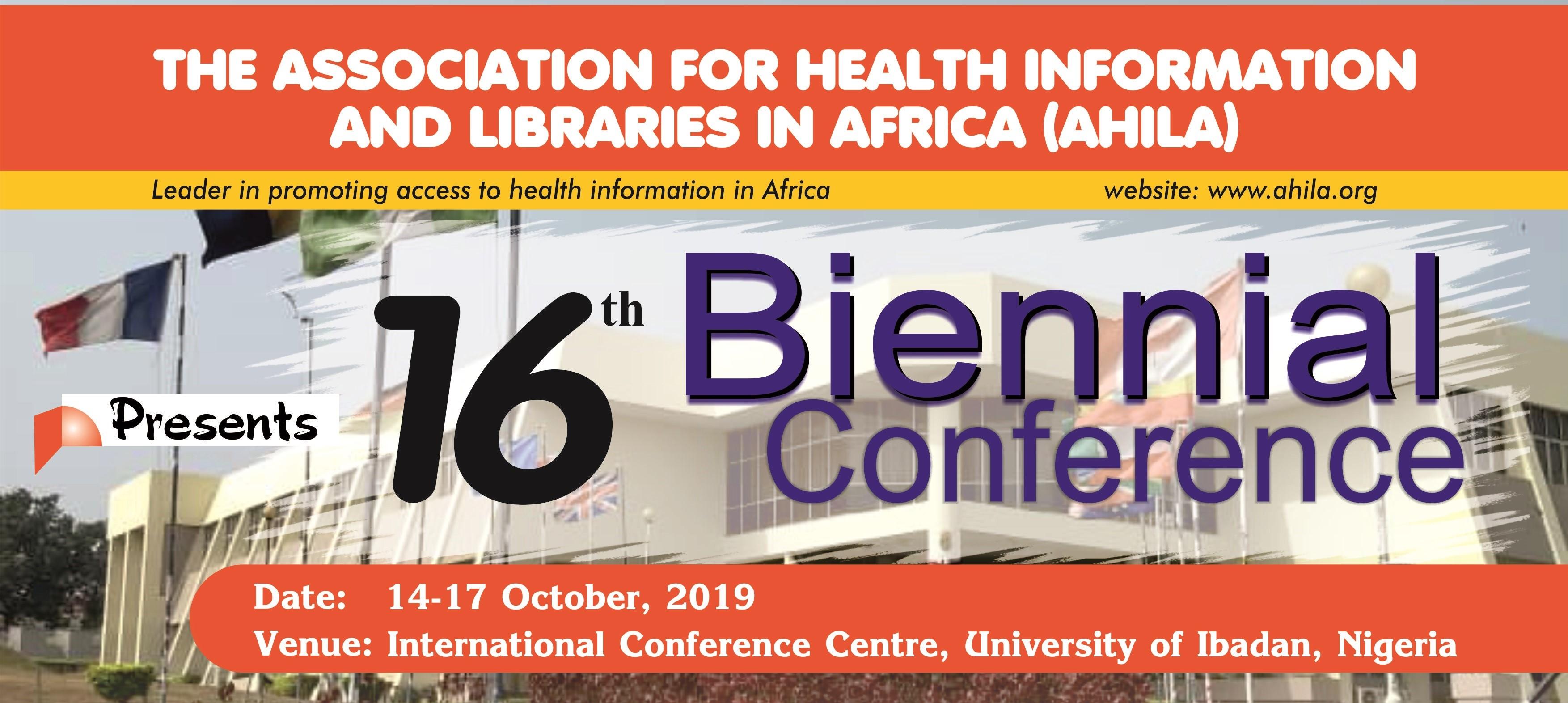 Conferences - AHILA